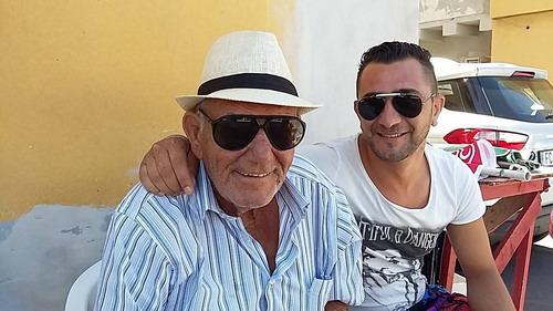Rocco Iannì  detto Mazzotta  foto di Mimma Laurendi