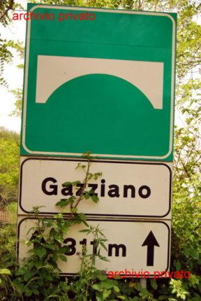 30 luglio 2015  Vecchio percorso della A3 sopra Bagnara Calabra  tutto questo da oggi non esiste più