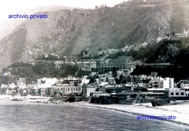Una vista dal mare anni 70