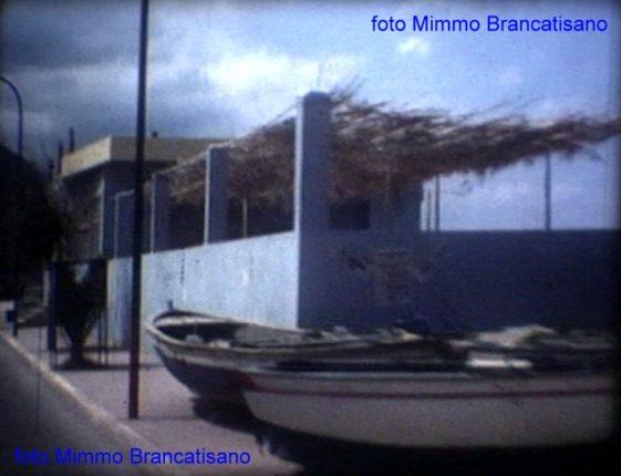 Il lido De Forte  in tre immagini della fine degli anni settanta  foto di Mimmo Brancatisano