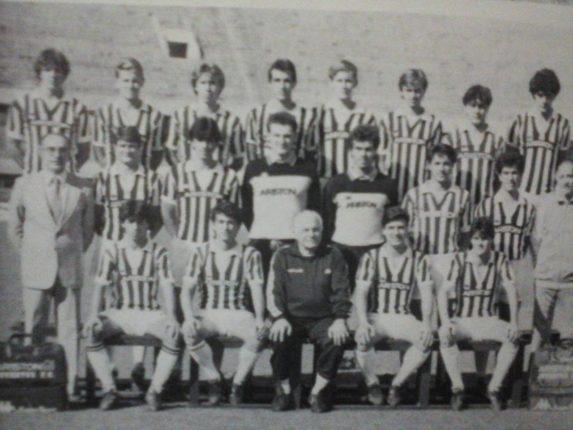 Rodolfo Bellantone  Primavera della Juventus anno calcistico 1983/84