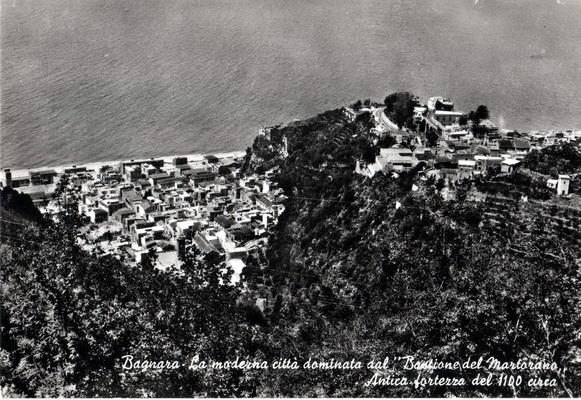 cartolina panoramica primi anni 60