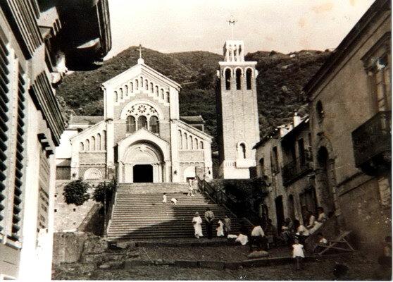 chiesa rosario anni 60