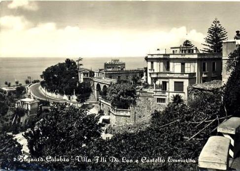 villa de leo bagnara