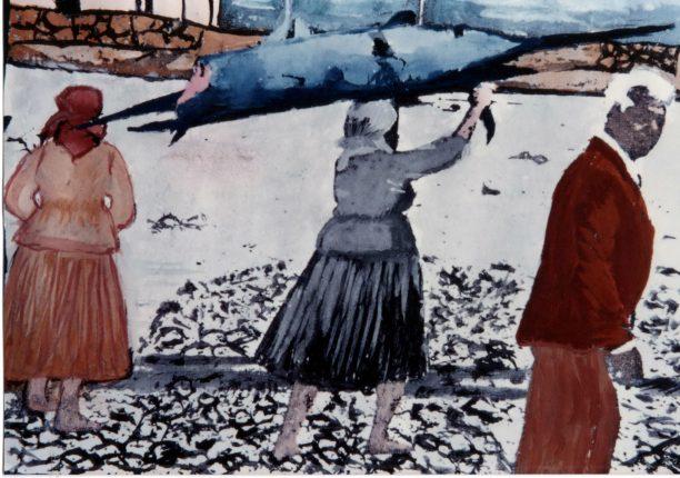 Saggio sull'Antropologia cognitiva, teoria della mente e caccia al pescespada a Bagnara Calabra