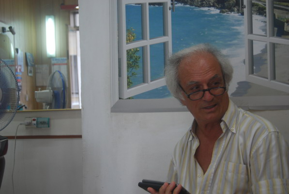 mastru melu bagnara barberia da 100 anni