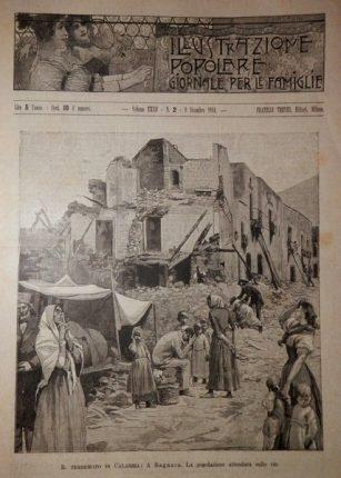 terremoto 1894 bagnara