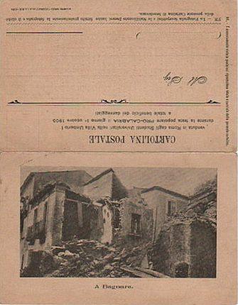 bagnara-calabra terremoto 1905