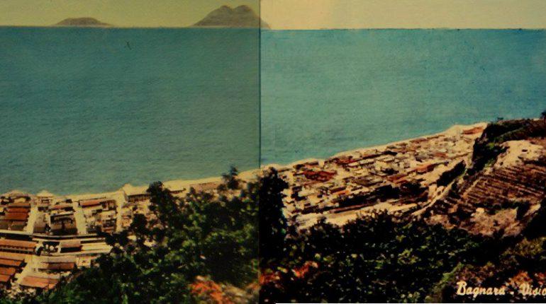 bagnara panorama generale anni 50