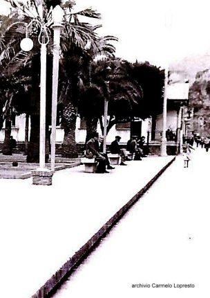 piazza marconi fine anni 50