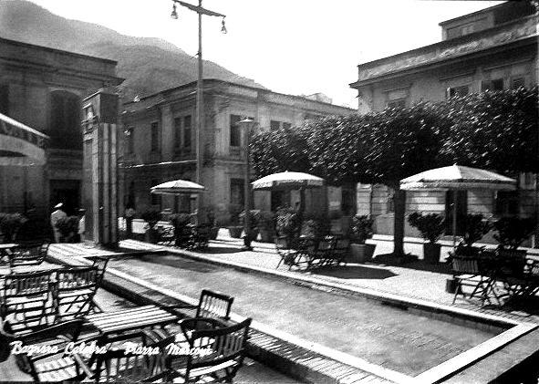 bagnara piazza marconi anni 60
