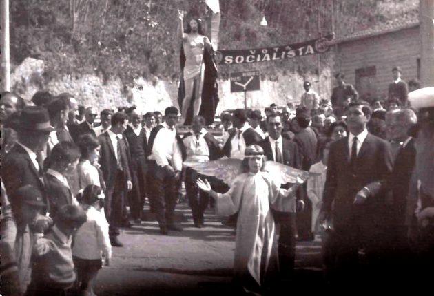 bagnara la festa di pasqua anni 60