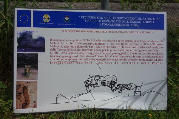 monasteri bagnara sant elia carati