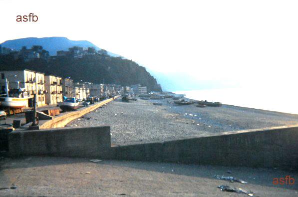 bagnara spiaggia di Marinella