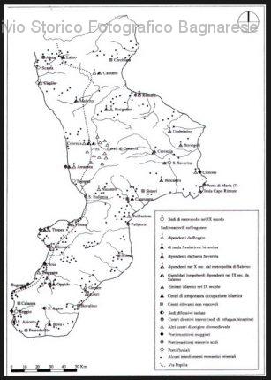 organizzazione normanna in Calabria