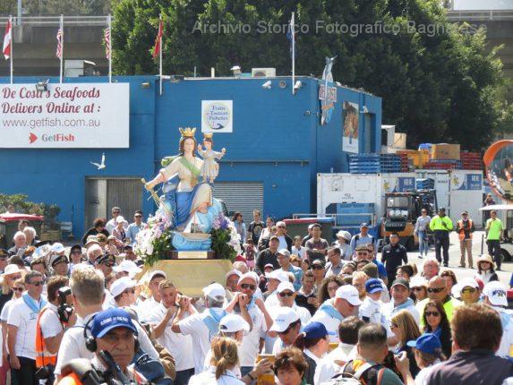 sydney 2018 associazione Bagnara Calabra