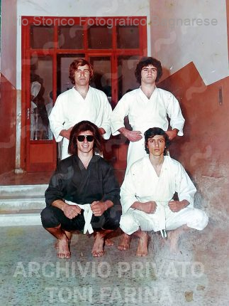 bagnara farina anni 70 arti marziali